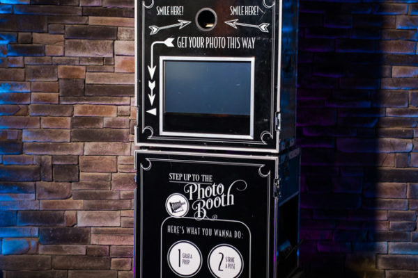 Premier photo booth