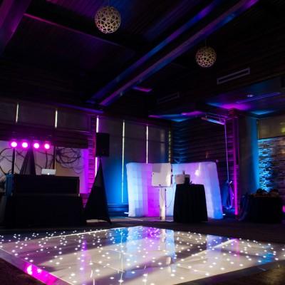 Premier event setup