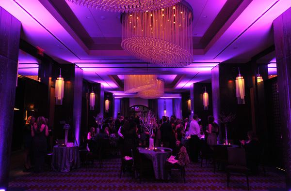 Premier, Nashville Entertainment Company — Event Lighting: Uplighting