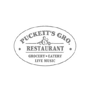 Pucketts Restaurant logo